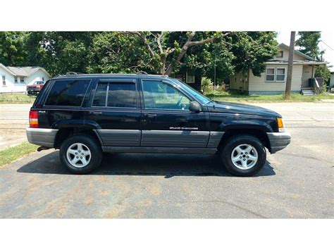 Jeep Grand For Sale By Owner 1998 Jeep Grand For Sale By Owner In Canton Oh 44750