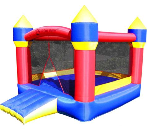 indoor bouncy house jump a lot ii xl indoor outdoor recreational bounce