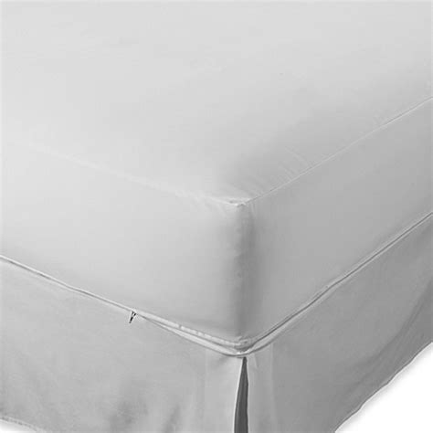 bed bath and beyond mattress protector claritin 174 allergen barrier mattress protector bed bath