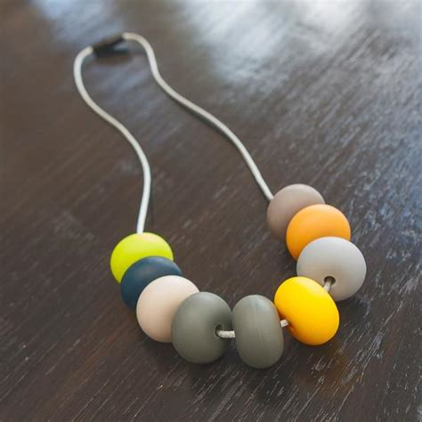 bead of silicone tiny and i silicone bead necklace daintree milk tooth