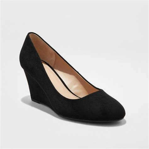 Wedges Ad 24 s dot toe wedge pumps a new day target