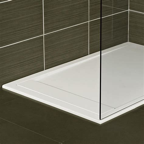 shower tray solid stone shower trays roman stone shower trays roman