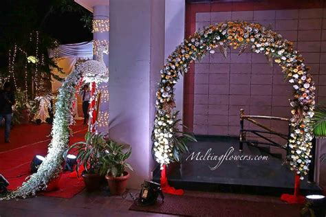 Wedding Flowers Decoration by Wedding Decoration Pictures Flower Decoration For