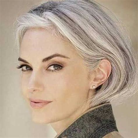 how to update gray hair with color for women over 70 young latinas with grey hair platinado atrai jovens e quem