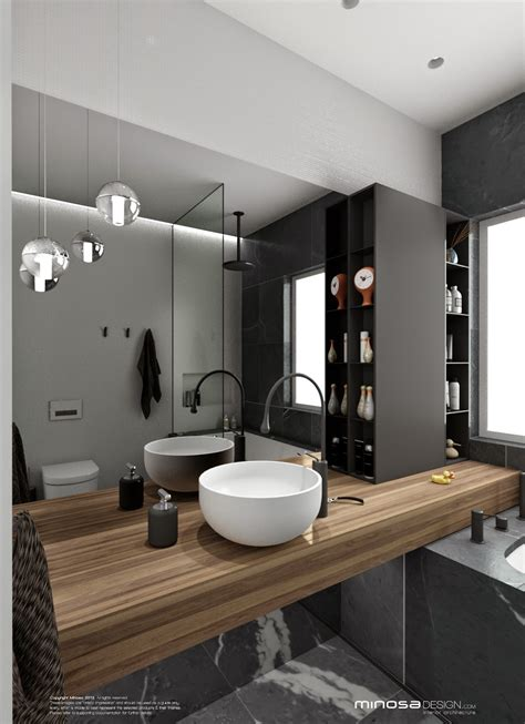 Design Bathroom by Minosa Bathroom Design Small Space Feels Large