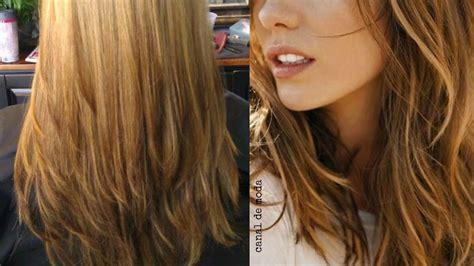cortes de pelo mediano para mujer cortes de pelo 2016 tendencias cabello de moda peinados
