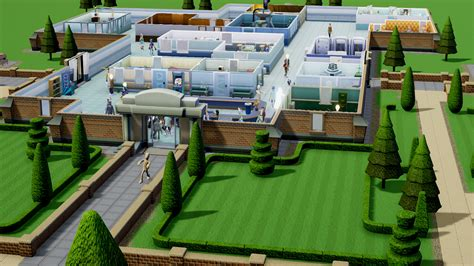 theme park hospital two point hospital is a sim game in the works from theme
