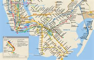 Subway Map Ny by Subway Map New York New York Pinterest