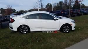 Honda Civic Wing 2016 Civic Sedan Wing Spoiler Real Look 2016