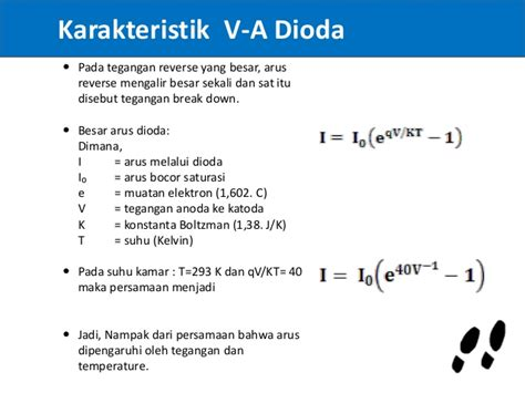 dioda rusak presentasi chapter 1 2 3 4 7