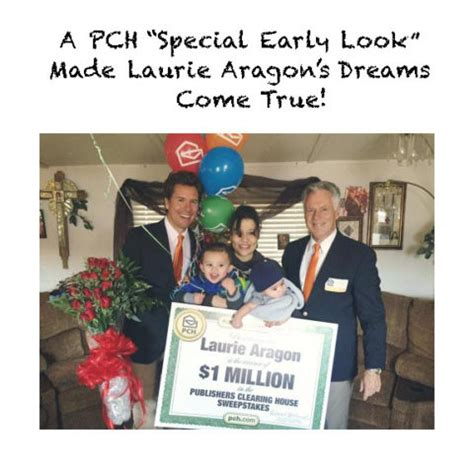 Who Won Publishers Clearing House August 2017 - win our august 31st special early look event and pay off