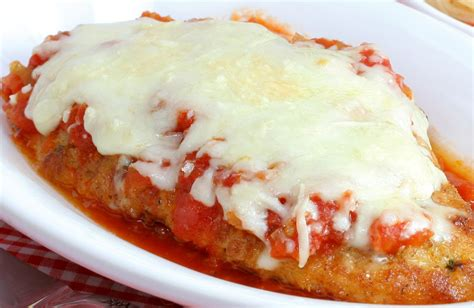 baked chicken parmesan recipe sparkrecipes