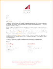 How To Make A Letter For Sponsorship Doc 12751650 Event Sponsorship Request Letter Sle