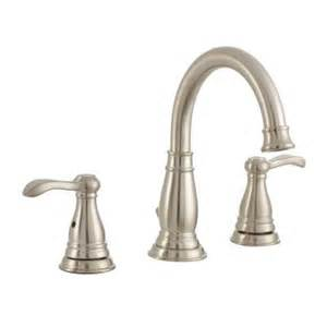 delta brushed nickel bathroom faucets delta porter 8 in widespread 2 handle high arc bathroom