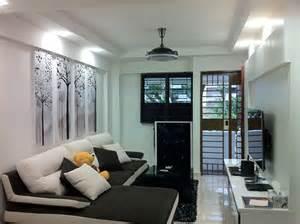 Hdb Room Flat Interior Design Ideas - orb interior amp planners