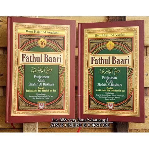 Fathul Baari Jilid 19 Ibnu Hajar Al Asqolani fathul bari syarah shahih al bukhari lengkap 36 jilid
