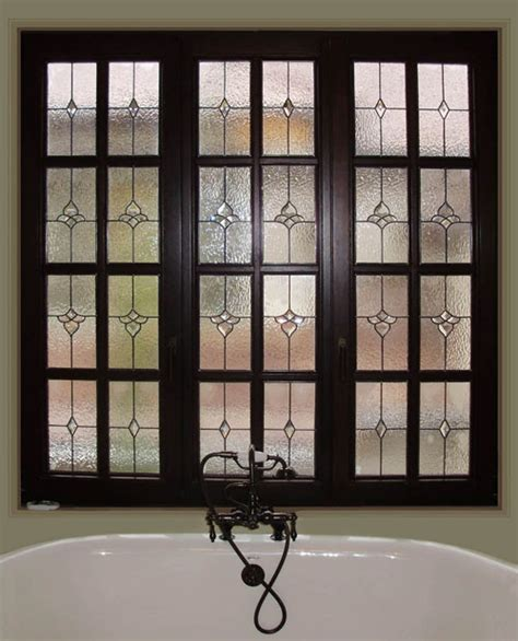 privacy glass windows for bathrooms stained glass bathroom scottish stained glass