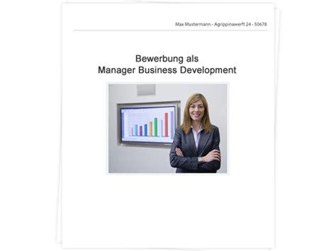 Bewerbung Auf Stellenaubchreibung Beziehen Manager In Business Development Bewerbung Tipps Zu