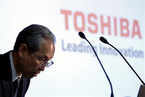 toshiba earnings report international business toshiba gets earnings report