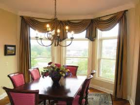 indoor dining room curtain rods
