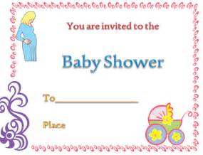 baby shower invitation card template microsoft word templates