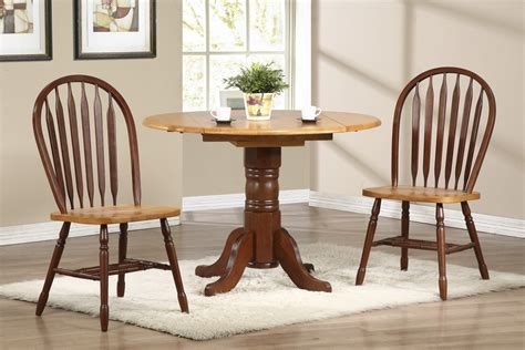 Round dining room tables small spaces, half round