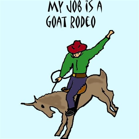 design by humans jobs funny goat rodeo job humor shirt t shirt by smiletoday