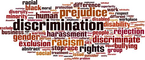 pattern or practice discrimination exles california s state laws against discrimination