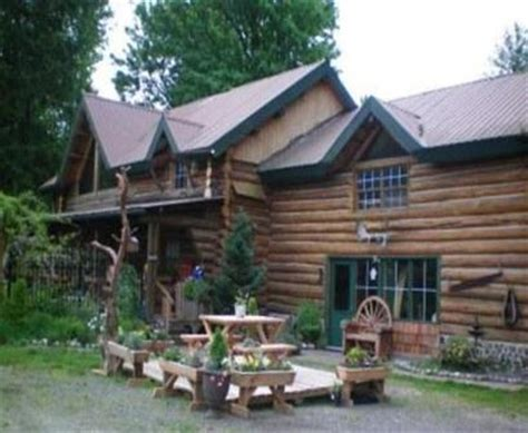 Log Cabin Bed And Breakfast by Bend Wa Official Website Lodging