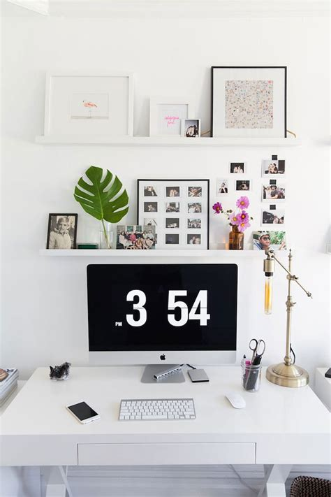 desk with cabinets above 12 chic desk organizing ideas to kick off a clutter free