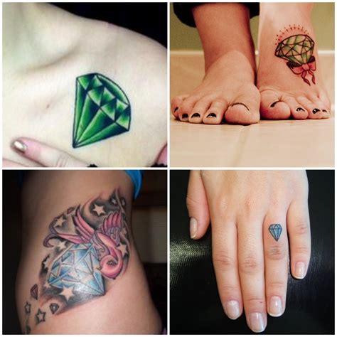tattoo old school diamante tatuagem de diamante com coroa cerejanpimenta