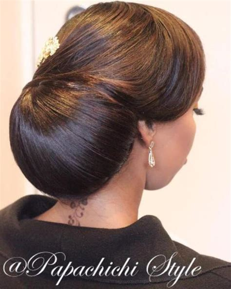 african american updo hairstyle wigs 50 superb black wedding hairstyles