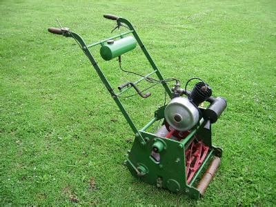 qualcast motor mowers qualcast 16 quot motor mower the lawnmower club