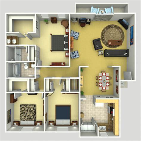 three bedroom two bathroom apartment 3 bedroom 3 bath apartments building1st com