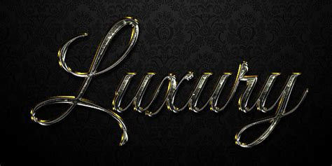 Wedding Font After Effects by How To Create A Luxurious Text Effect In Adobe Photoshop