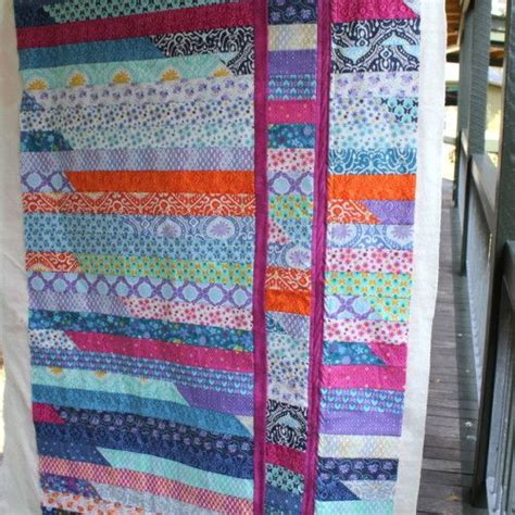 Jelly Roll Quilt Race by Jelly Roll Quilts From Craft Retreat