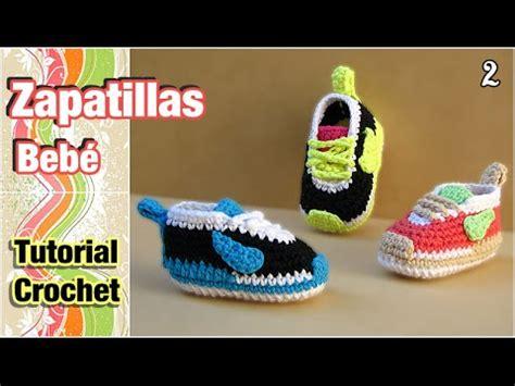 como hacer zapatitos tejidos para bebes youtube c 243 mo tejer zapatillas patucos escarpines para beb 233 a
