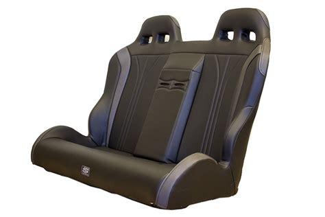 rzr 1000 bench seat twisted stitch polaris rzr xp 4 1000 vortex rear bench
