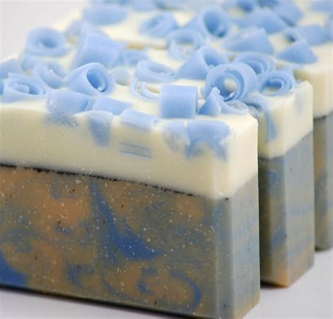 Beautiful Handmade Soap - dust after soap aka petrichor soap handmade cold