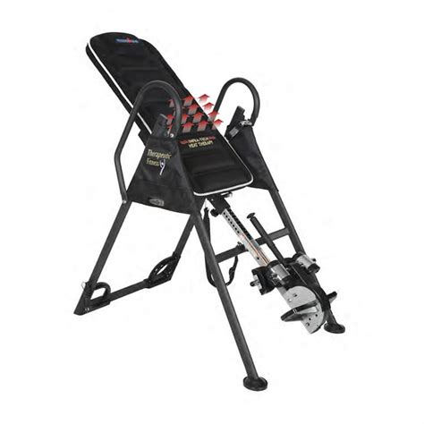 inversion sportsmans warehouse ironman ift4000 infrared heat therapy inversion