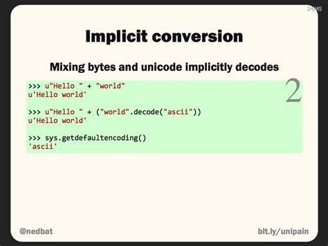 Character Letter Python Ned Batchelder Pragmatic Unicode