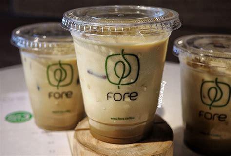 fore coffee senopati lengkap menu terbaru jam buka  telepon alamat  peta