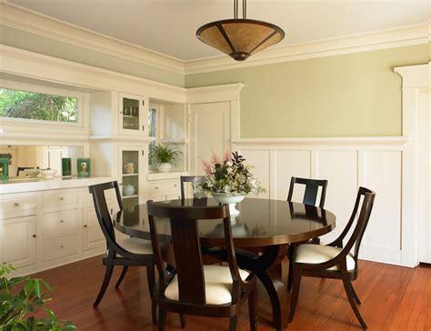 craftsman bungalow craftsman dining room los angeles