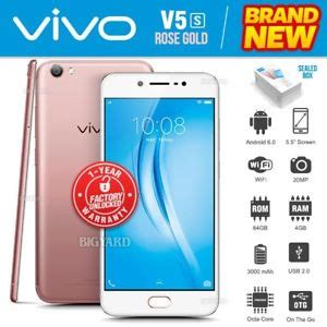 Vivo V5s Free Souvenir Box new sealed factory unlocked vivo v5s gold 64gb