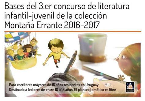 norma concurso de literatura infantil y juvenil 2016 3 186 concurso de literatura infantil juvenil monta 241 a errante