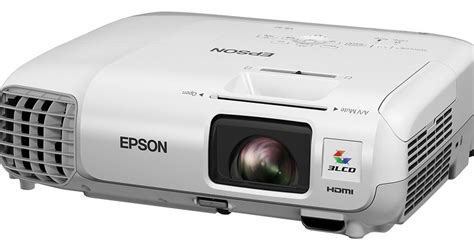 Proyektor Epson S200 epson projector eb965 lcd projector 3500 ansi lumens xga resolusi 1024x768 hdmi