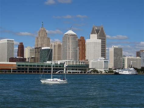 Detroit Michigan Search File Downtown Detroit Michigan From Ontario 21760939812 Jpg Wikimedia