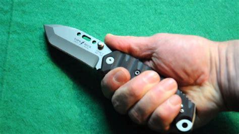 buck csar t folder buck tops csar t knife review