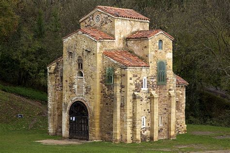 iglesia de san miguel de lillo lista roja del patrimonio