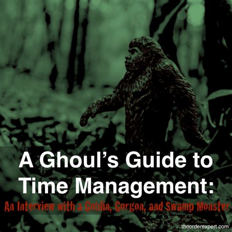 got bipolar an insider s guide to managing effectively books a ghoul s guide to time management the order expert